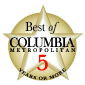 Best of Columbia Metropolitan Magazine 5 Years